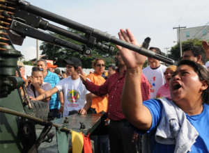 Feministas en Resistencia contra el golpe de estado en Honduras