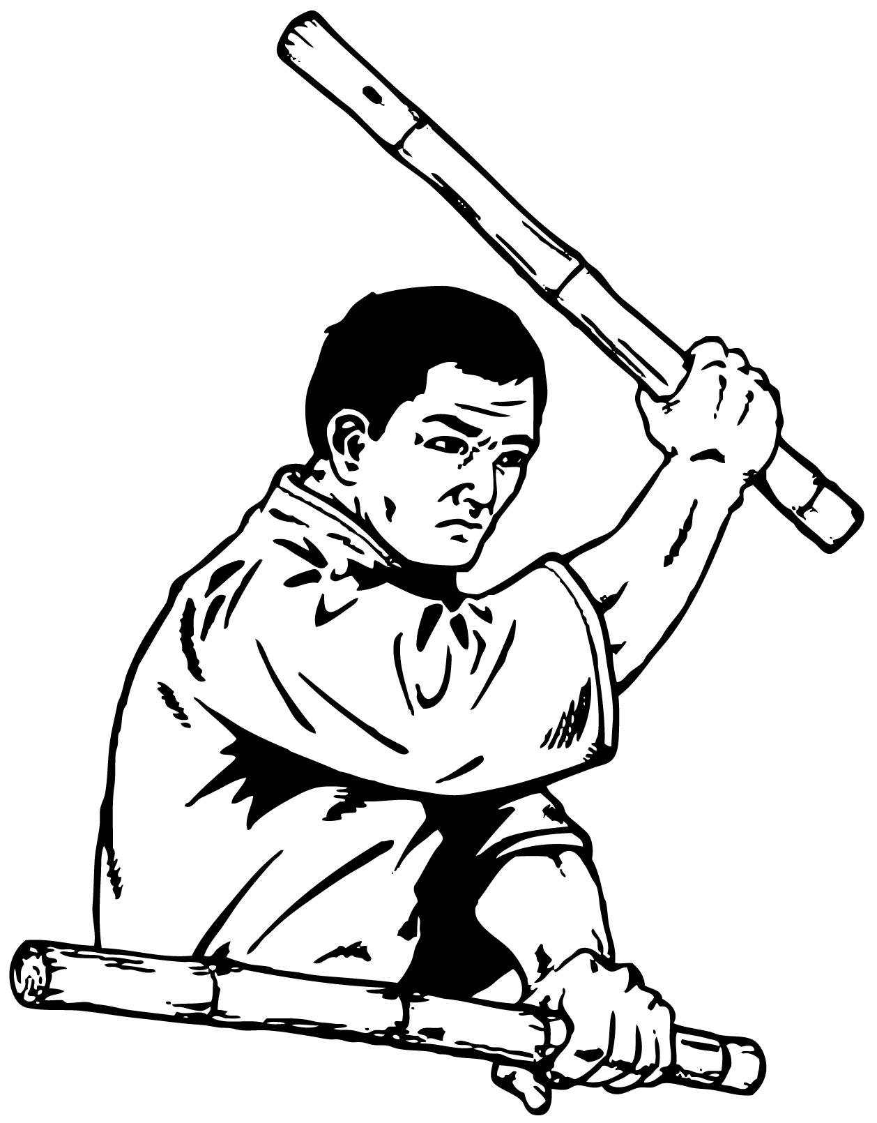 El arte marcial filipino Eskrima Filipina (del español esgrima), o arnis (en tagalo) -según la región de Filipinas- se basa en el uso de armas, sobre todo unos bastones de […]